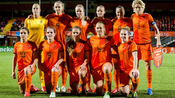 Nederlands dameselftal