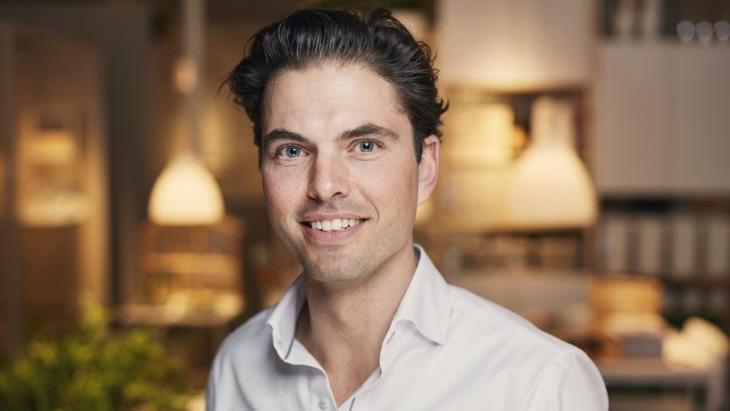 Mark Blok, de scheidend cco van Ikea Nederlnd