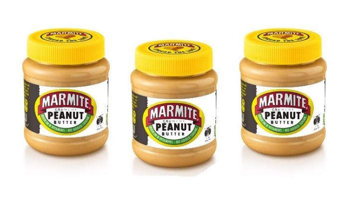 Marmite pindakaas