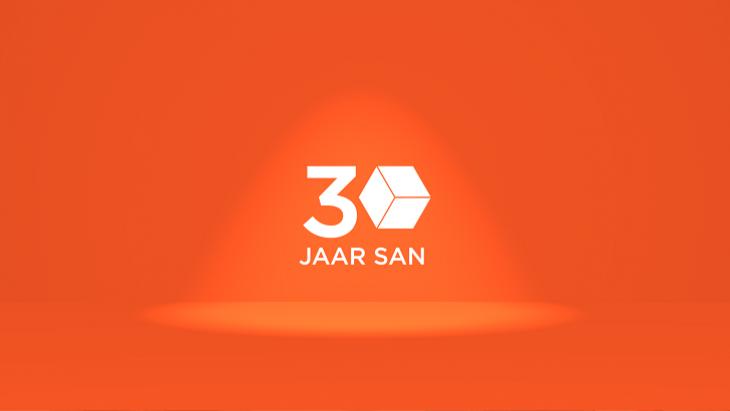 30 jaar san