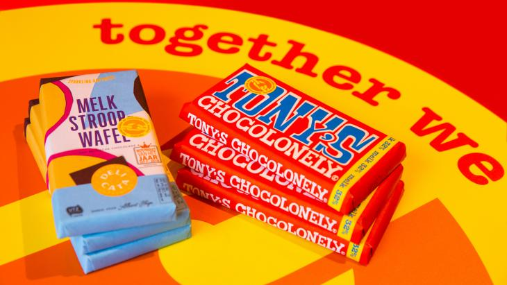Tony's Chocolonely bond onlangs Albert Heijn aan zijn 'Open Chain'