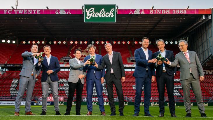 De bobo's van Grolsch en FC Twente