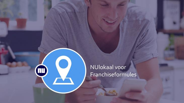 NUlokaal voor franchiseformules