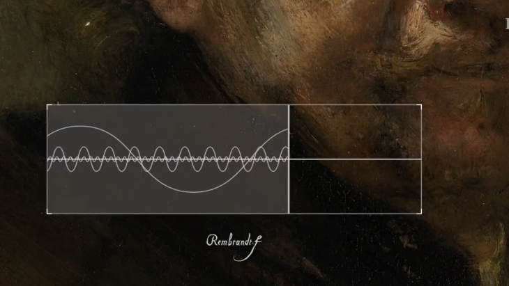 Stem van Rembrandt