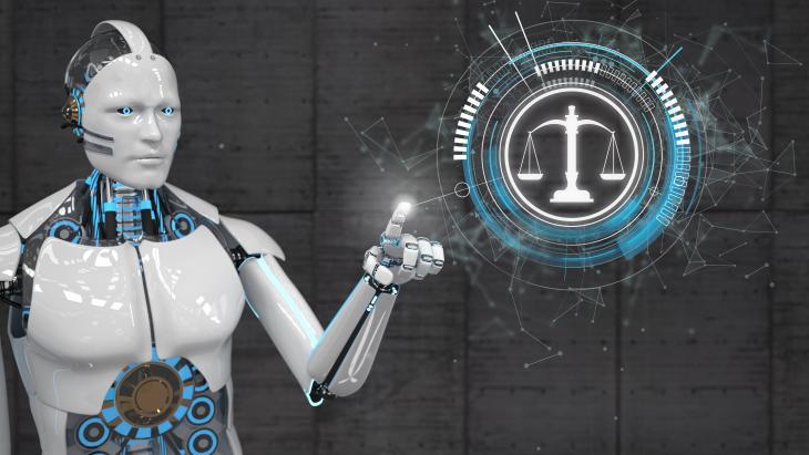 robot advocaat