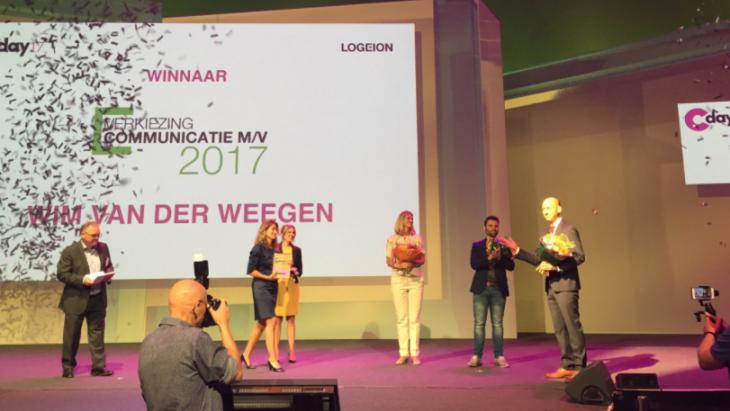 De verkiezing 2 jaar terug, Wim van der Weegen, nu voorzitter van de selectiecommissie, won