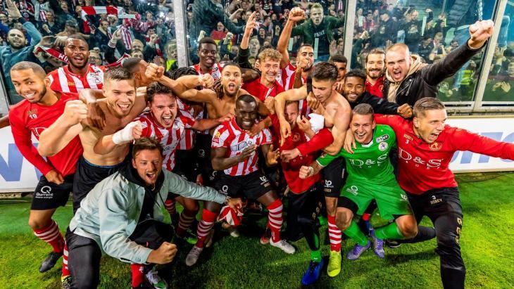 Terug in de Eredivisie