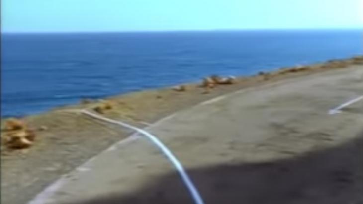 Commercial 'lijnentrekker' uit 1992