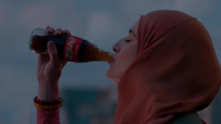 Beeld uit Ramadan-campagne 2018 (zie video onderaan)