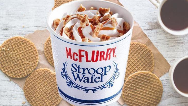 McFlurry Stroopwafel