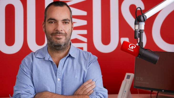 Dave Minneboo Qmusic