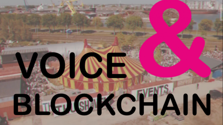 Voice & Blockchain