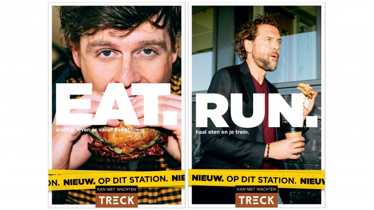 EAT. RUN.
