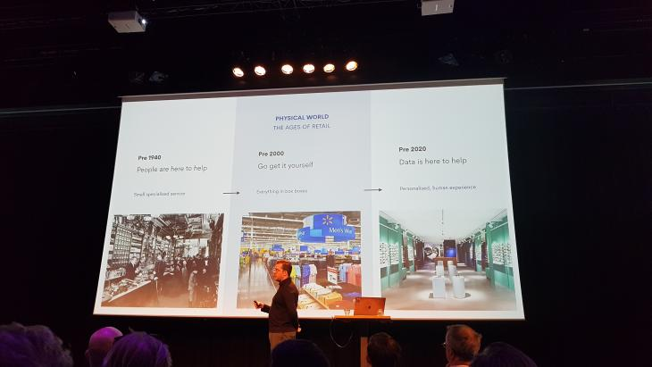 The ages of retail volgens Jons Janssens van Ace & Tate