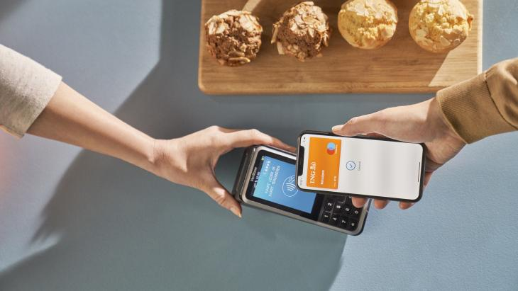 Apple Pay via ING