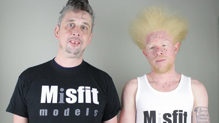 Del Keens - Misfit Models