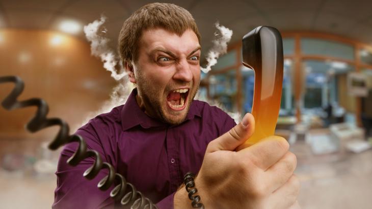 Telefoonnummer niet verplicht