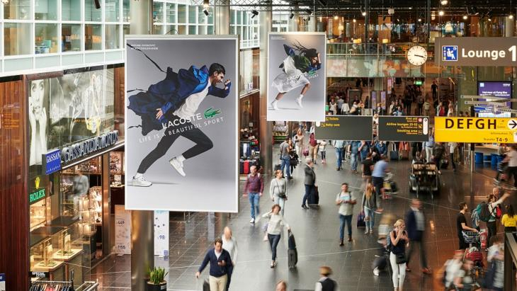 Campagne Lacoste Lounge 1