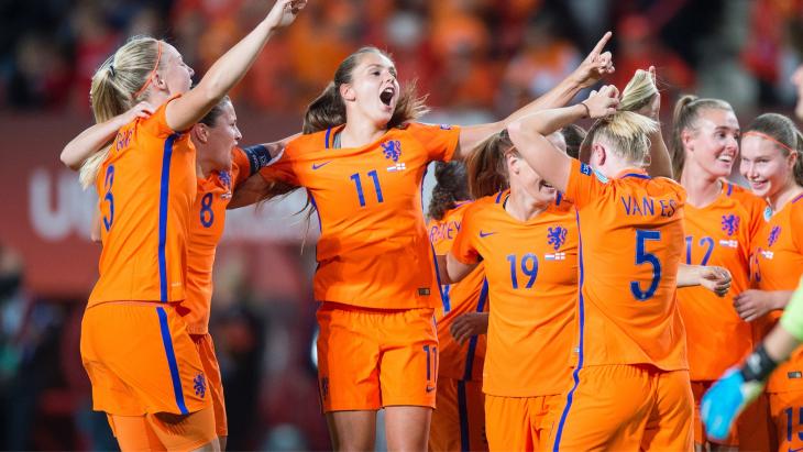 WK Voetbal vrouwen 2019