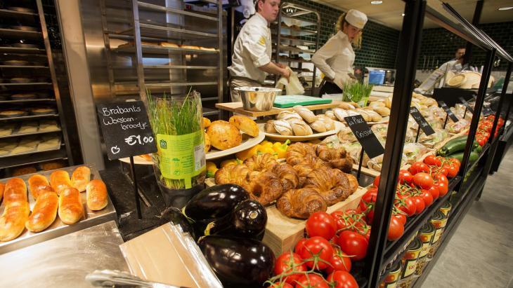 'Foodbeleving' bij stationswinkel op station Eindhoven