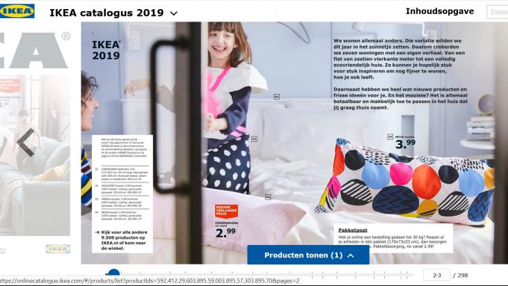 Catalogus 2019 online