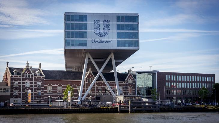 Unilever-kantoor 'De Brug'