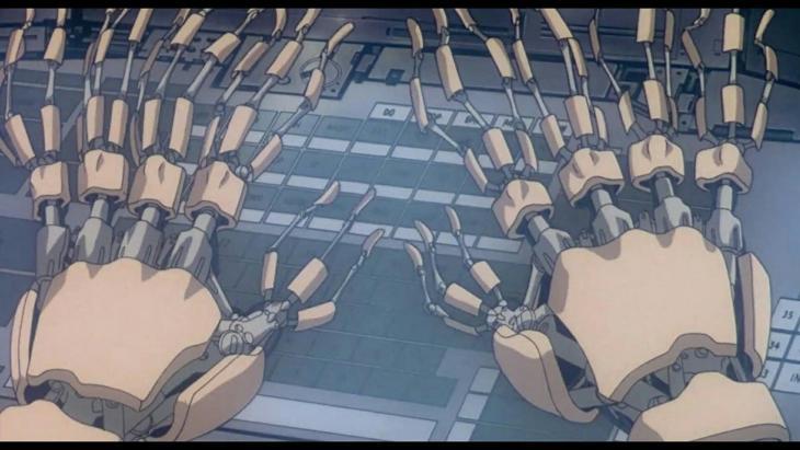 Het is alsof je met 30 vingers typt