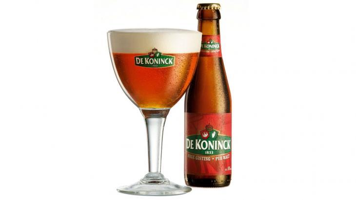Van De Koninck naar Bolleke