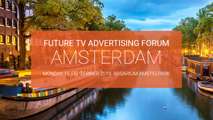 Future TV Advertising Forum Amsterdam