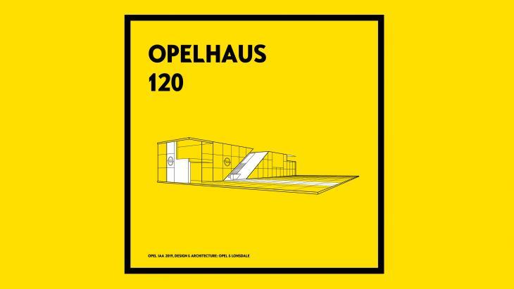 OPELHAUS 120