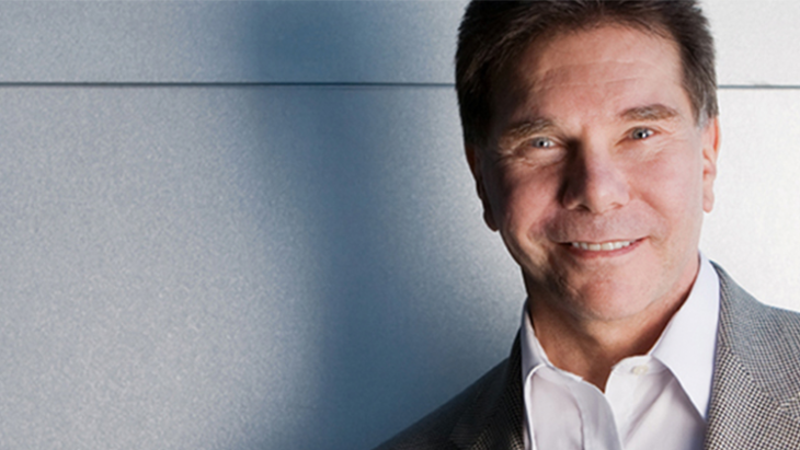 Hoogleraar psychologie en marketing dr. Robert Cialdini