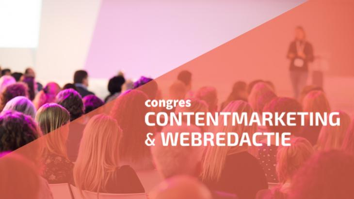 Congres Contentmarketing & Webredactie