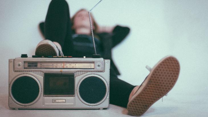 Radiocommercials testen