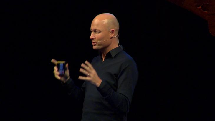 Picnic co-founder Joris Beckers