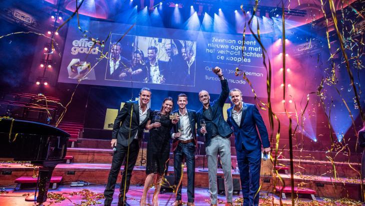 Zeeman en Persuade winnen goud bij Effie Awards 2018