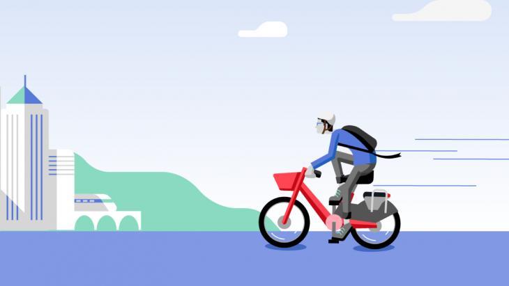 Deel-e-bike