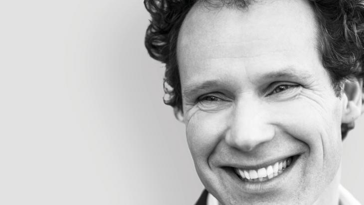 Klaas Weima, founder van Energize en auteur van Aandachtsmarketing