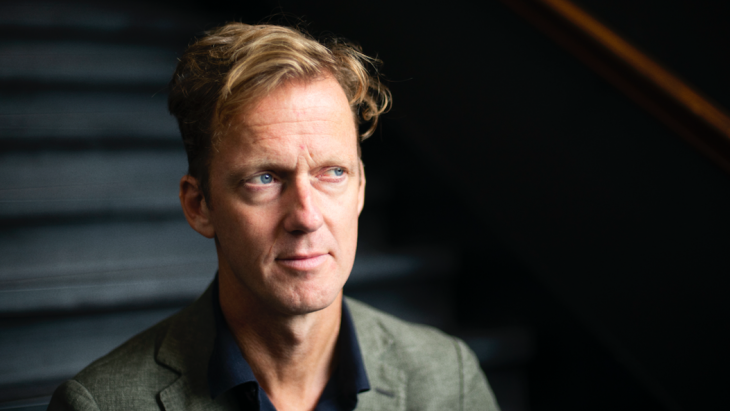 Peter van Rij van Accenture Interactive Amsterdam