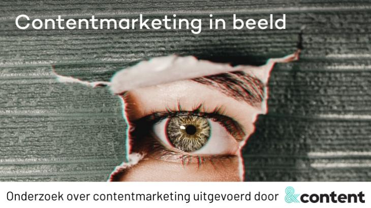 Contentmarketing in beeld