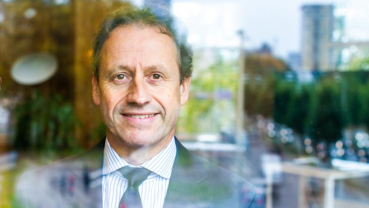 Frits Hendrikx, de nieuwe partner bij Hague Corporate Affairs