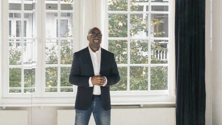 John Olivieira van Publieke Omroep Amsterdam