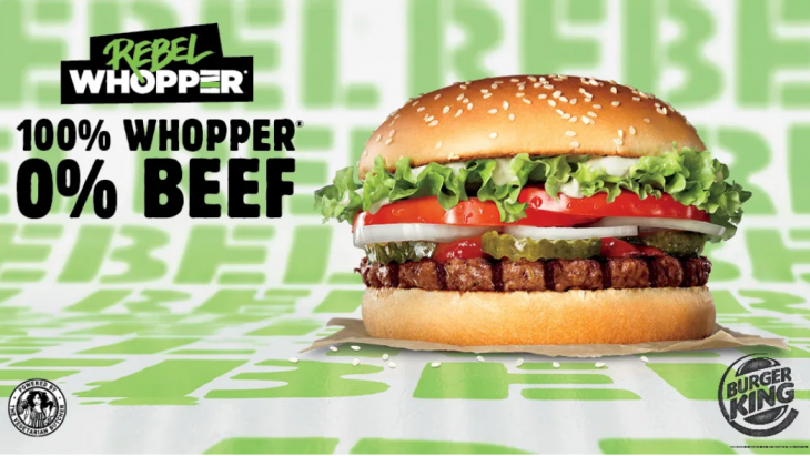 De Rebel Whopper