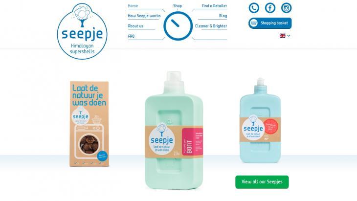 Website Seepje