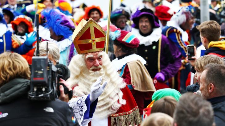 Sinterklaas - Vincent Jannink