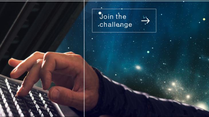 The Intergalactic Coding Challenge'
