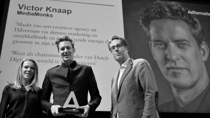Person of the Year Victor Knaap