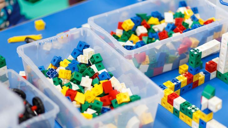 Lego-steentjes