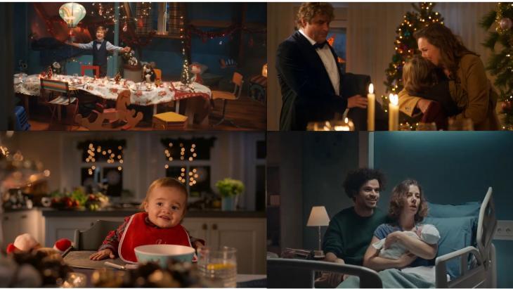 Kerstcommercials 2019
