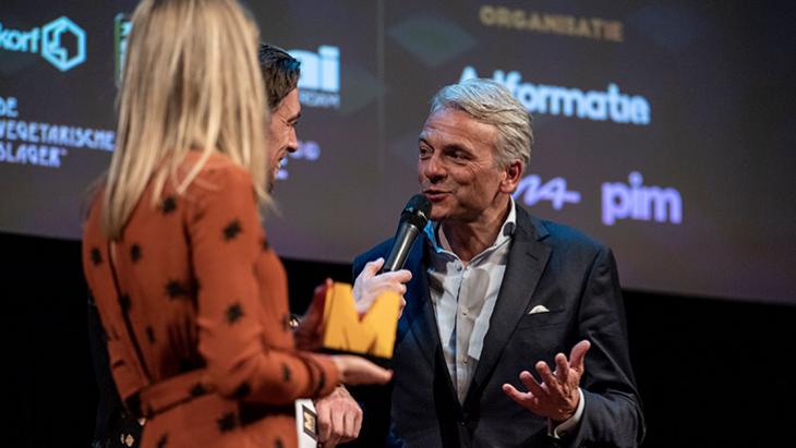 Winnaar Raymond Cloosterman 2019