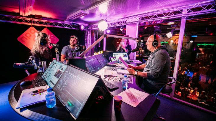 Studio NPO Radio 2